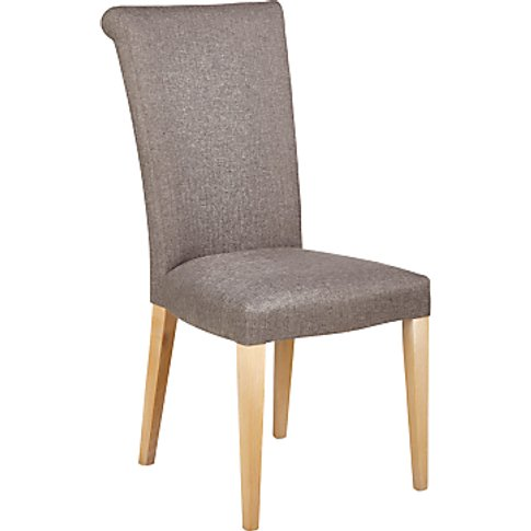 John Lewis & Partners Evelyn High Back Dining Chair,...