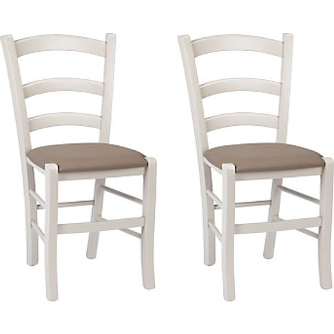 John Lewis & Partners Tavern Dining Chair, Set Of 2,...