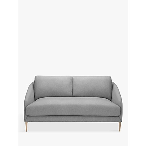 John Lewis & Partners Cape Small 2 Seater Sofa, Ligh...