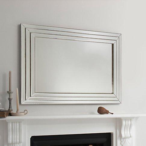 Josephine Rectangular Mirror, 117 X 86cm