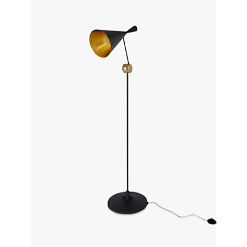 Tom Dixon Beat Floor Lamp, Black