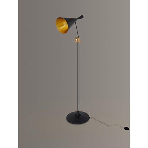 Tom Dixon Beat Floor Lamp, Black