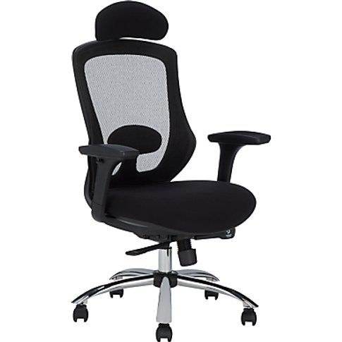 John Lewis & Partners Isaac Ergonomic Office Chair, ...