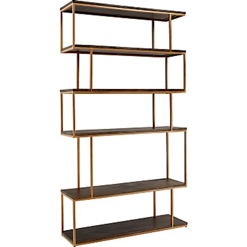 Content By Terence Conran Balance Metal Tall Shelvin...
