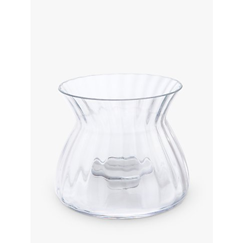 Dartington Crystal Florabundance Posy Flared Vase, H...