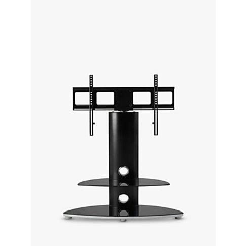 Alphason Osmium Tv Stand For Tvs Up To 47, Black