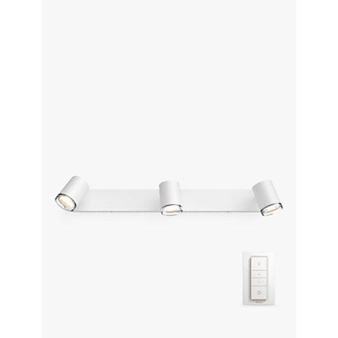 Philips Hue White Ambiance Adore Led Triple Bathroom...