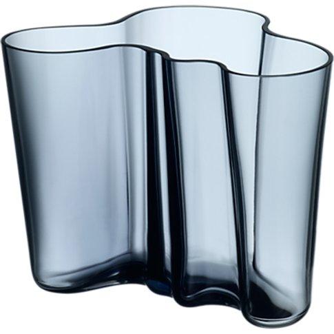 Iittala Aalto Vase, H15.5cm, Rain