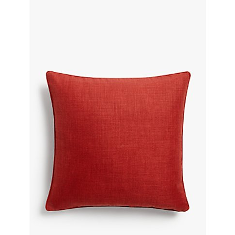 John Lewis & Partners Barathea Cushion