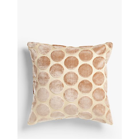 John Lewis & Partners Maxi Spot Cushion