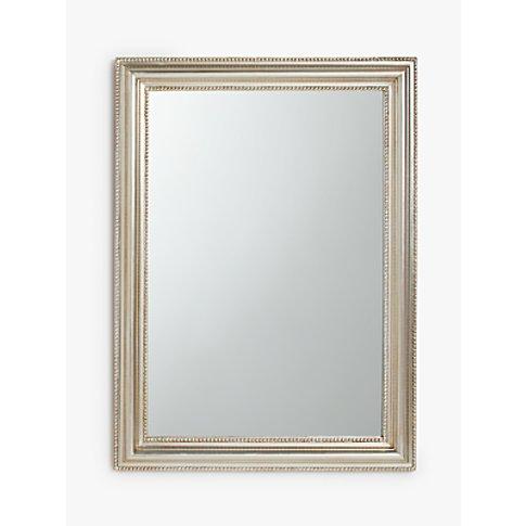John Lewis & Partners Bead Mirror, 110 x 80cm, Champ...