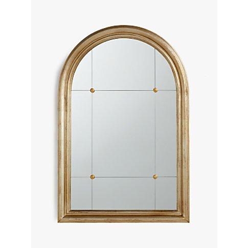John Lewis & Partners Hamilton Arched Mirror, Countr...