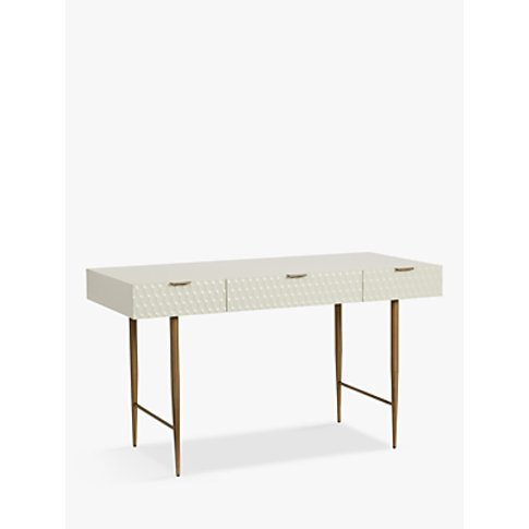 west elm Audrey Desk, Parchment
