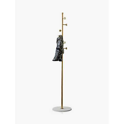 west elm Deco Marble Coat Rack