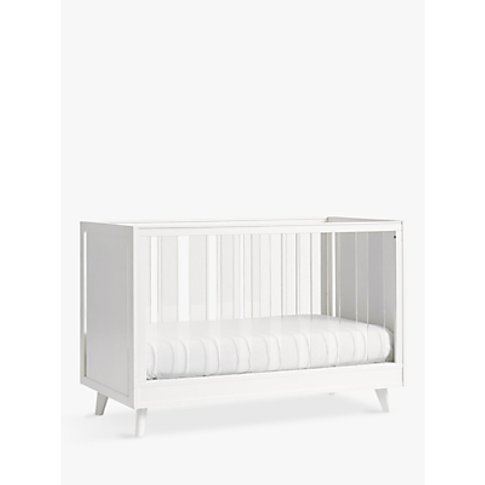 Pottery Barn Kids Sloan Convertible Cotbed, Simply W...