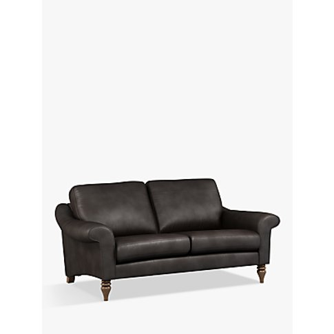 John Lewis & Partners Camber Medium 2 Seater Leather...