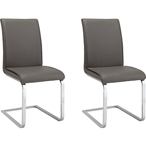 John Lewis & Partners Ronson Dining Chairs, Set of 2