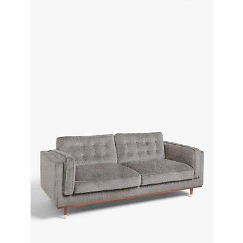John Lewis & Partners + Swoon Lyon Large 3 Seater Sofa