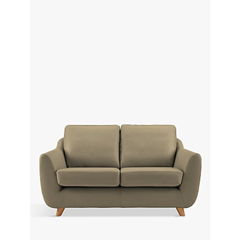 G Plan Vintage The Sixty Seven Small 2 Seater Leathe...