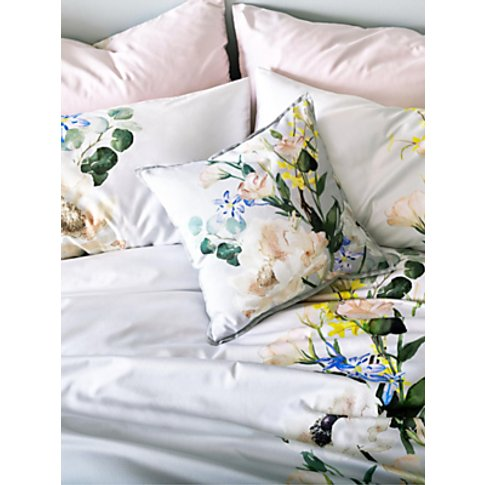 Ted Baker Elegant Cushion, Grey / Multi