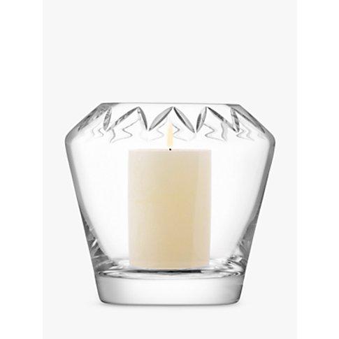 LSA International Frieze Lantern Candle Holder