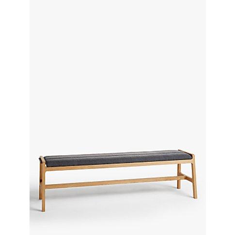 John Lewis & Partners Santino 4 Seater Bench