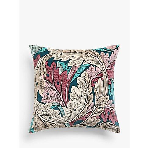 Morris & Co. Acanthus Velvet Cushion