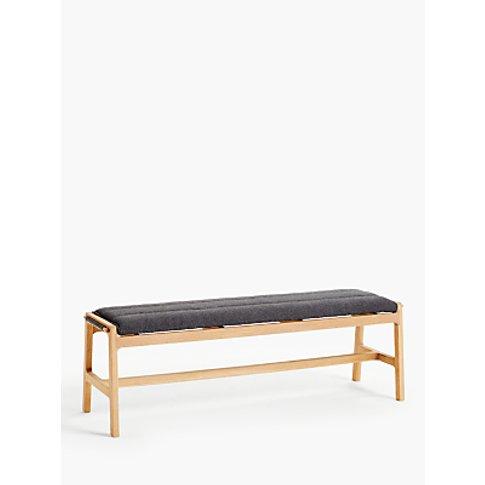 John Lewis & Partners Santino 3 Seater Bench