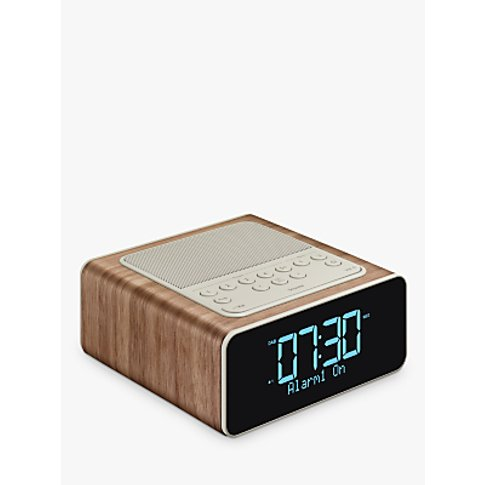 John Lewis & Partners Prelude DAB/FM Bluetooth Alarm...