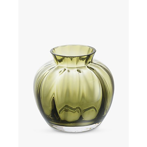 Dartington Crystal Little Treasures Posy Pot Vase, O...