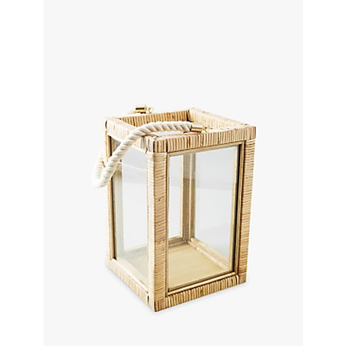Anthropologie Issa Lantern Candle Holder, Small