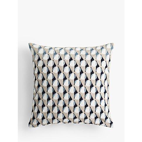 John Lewis & Partners Eave Embroidery Cushion