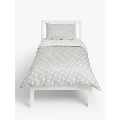 Little Home At John Lewis Star Reversible Duvet Cove...