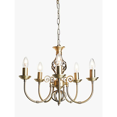 John Lewis & Partners Malik Chandelier Ceiling Light