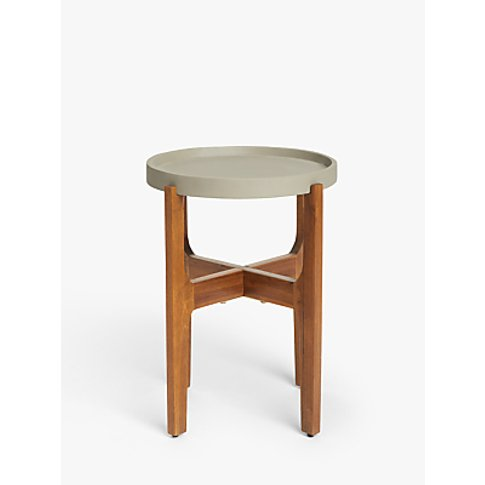 John Lewis & Partners Ameria Tray Small Side Table, ...