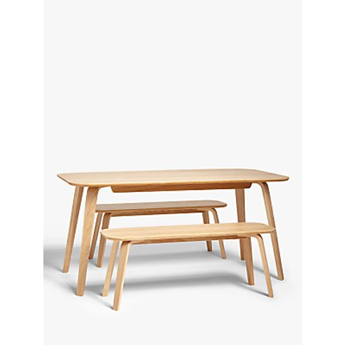 House By John Lewis Anton 8 Seater Dining Table And ...