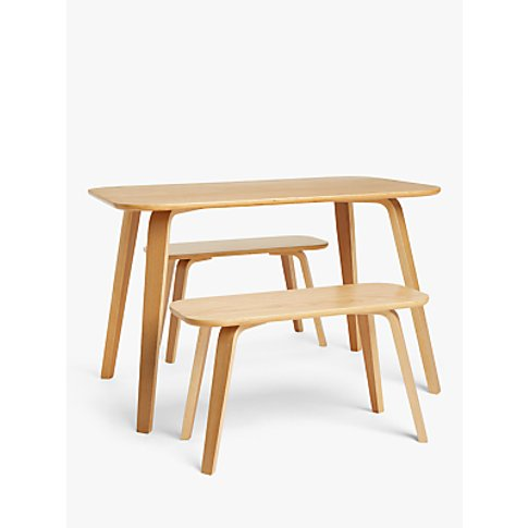 House By John Lewis Anton 6 Seater Dining Table And ...