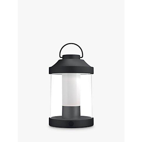 Philips Abelia Led Portable Outdoor Table Lamp, Black