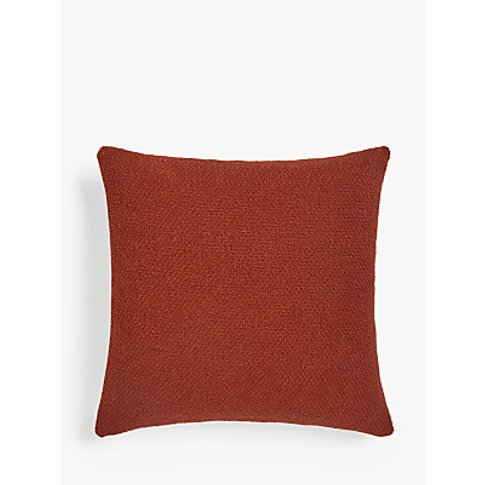 John Lewis & Partners Wool Blend Boucle Cushion