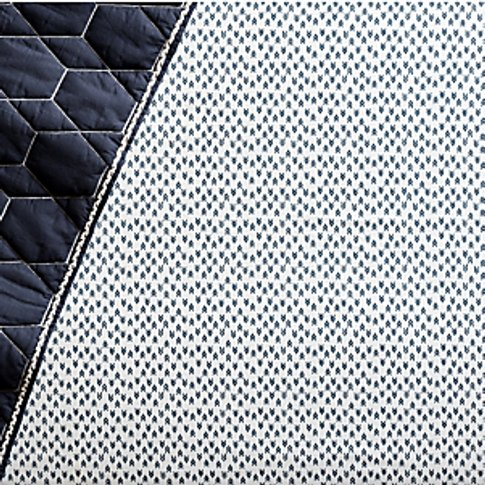 Pottery Barn Kids Organic Harmony Print Fitted Cot S...
