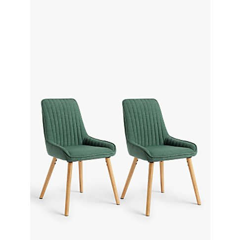 John Lewis & Partners Toronto Side Dining Chairs, Se...