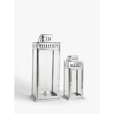 John Lewis & Partners Richmond Lantern Candle Holder...