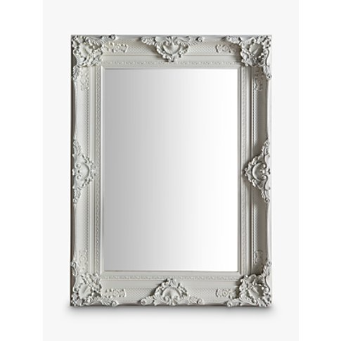 Louvel Rectangular Mirror, 118 X 88cm