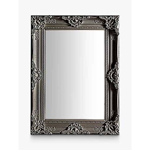 Louvel Rectangular Mirror, 118 X 88cm