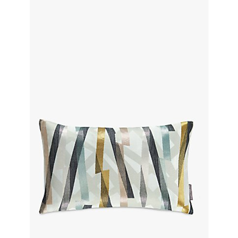 Harlequin Diffinity Cushion, Topaz