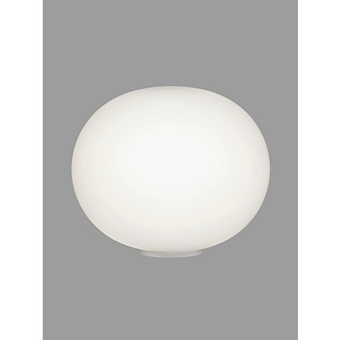 Flos Glo-Ball Basic 1 Table Lamp, White