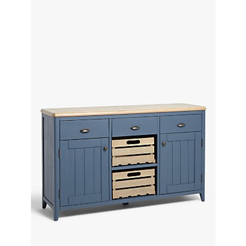 Loaf Chow Sideboard, Blue