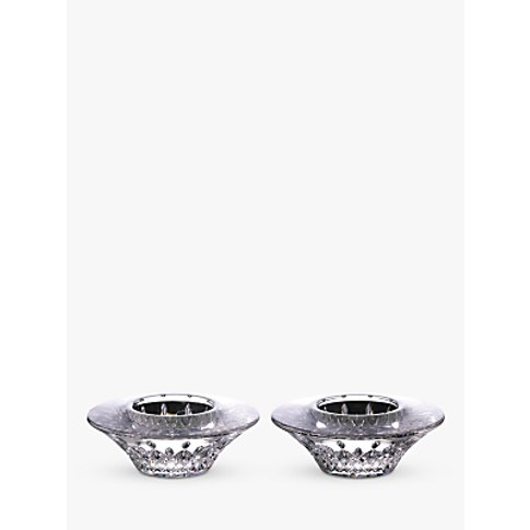 Waterford Lismore Votives, Set of 2