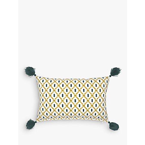 John Lewis & Partners Garden Maya Reversible Cushion...