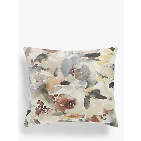 John Lewis & Partners Amaryllis Velvet Cushion